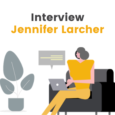 Interview Jennifer Larcher