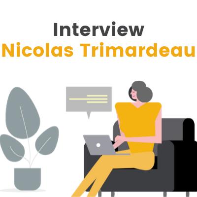 Nicolas Trimardeau en interview netlinking